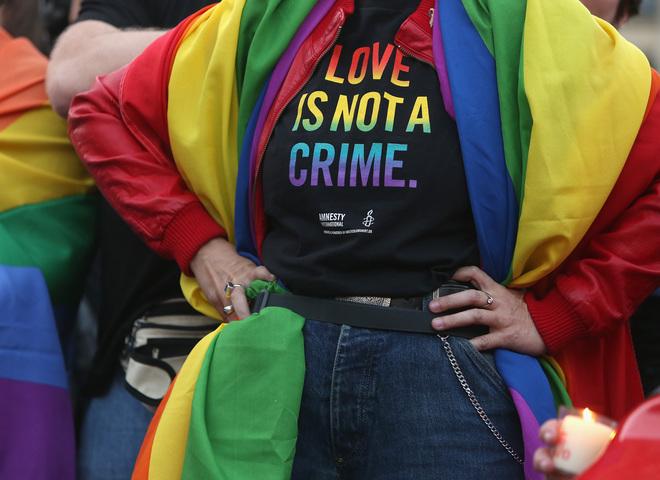 """Здесь им не место: 5 стран, где ненавидят и """"травят"""" гомосексуалистов"""