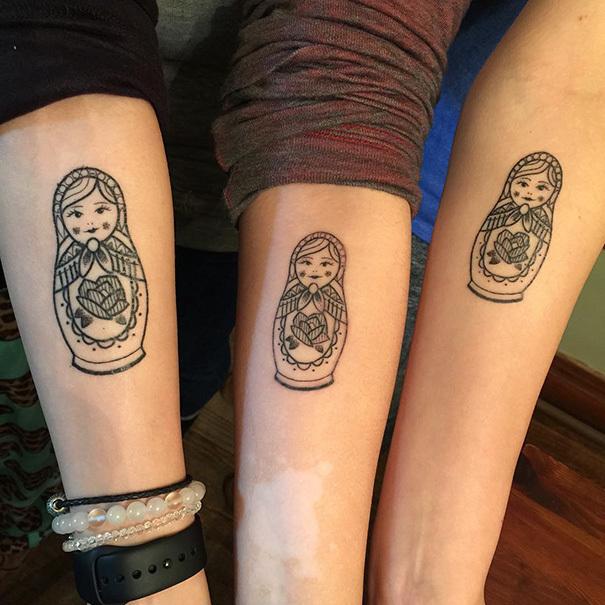 Семейные татуировки