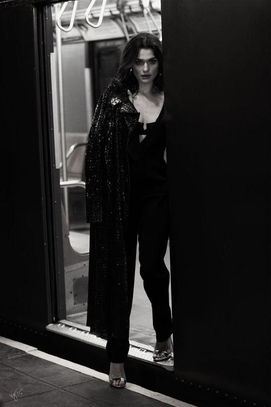 Рэйчел Вайс для Violet Grey