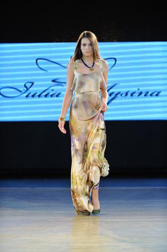 Odessa HOLIDAY FASHION WEEK: Julia AYSINA