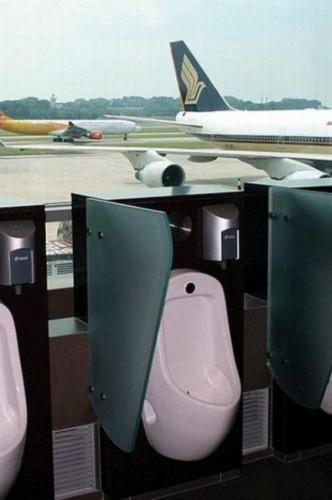 Самые экстремальные места для туалетов
