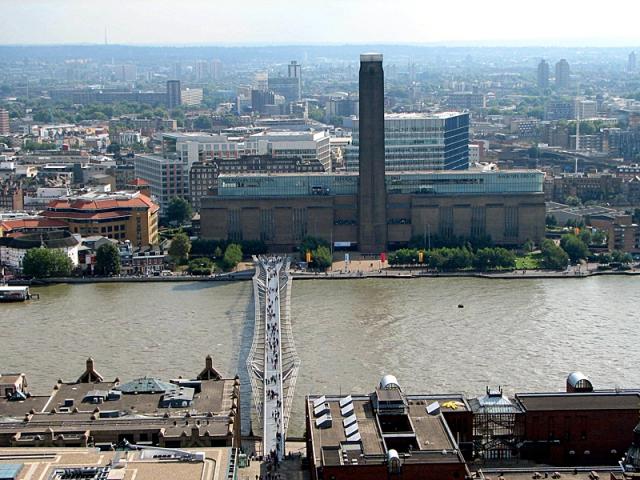 Лондон за два дня: Галерея Тейт Модерн
