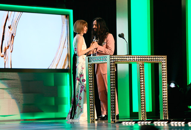 CFDA Awards 2016: Анна Вінтур і Алессандро Мікеле