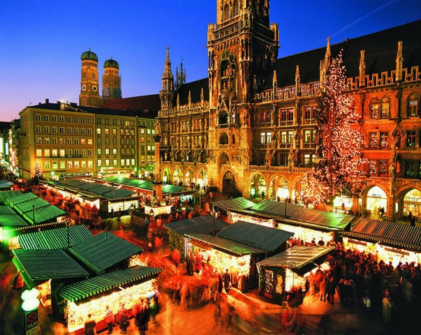Різдвяні розпродажі: розпродажу в Мюнхені