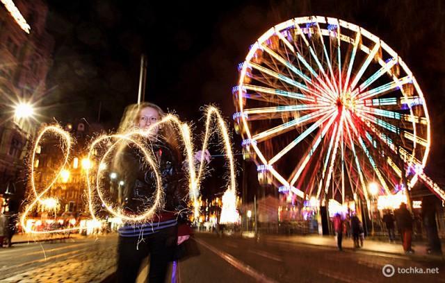 Где встретить Новый год 2013: Новый год в Эдинбурге