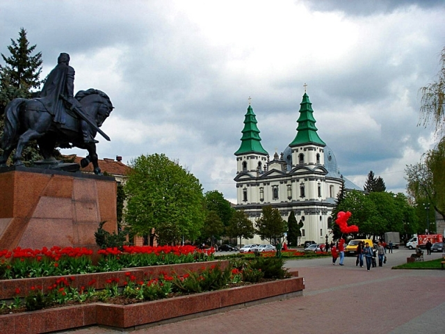 Тур вихідного дня: Тернопіль 2011