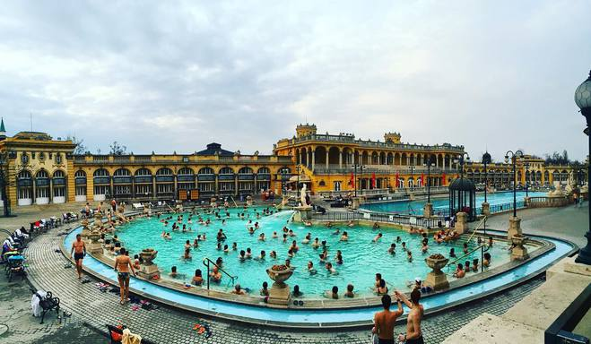 Курорты с минеральными водами