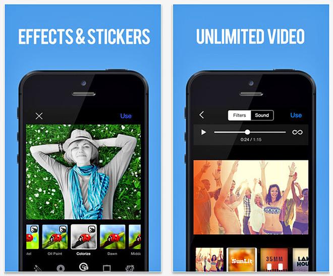 Мобильные приложения: 3 альтернативы Instagram