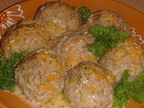 Тефтельки в сметанном соусе