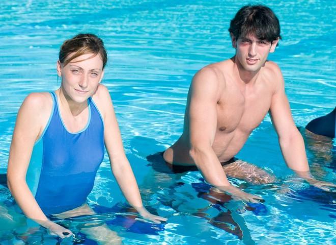 фитнес на воде