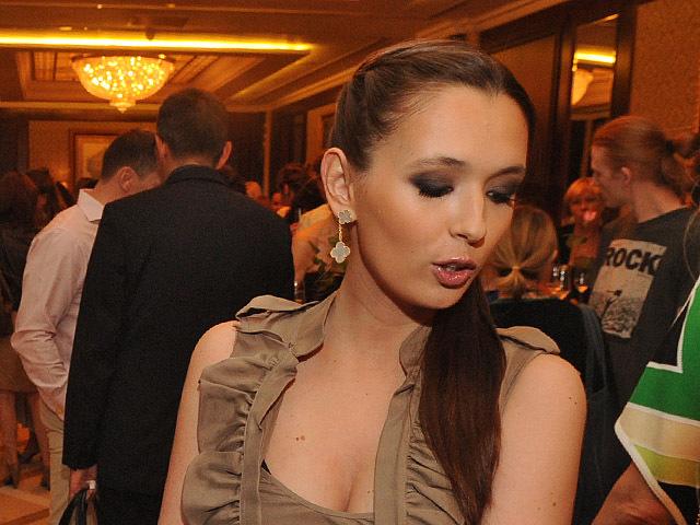 Макияж Лизы Ющенко (Ефросининой)