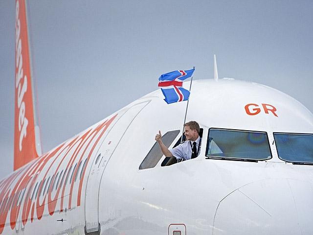 Цікаві місця Ісландії: easy jet