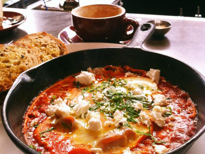 Завтраки в разных городах мира