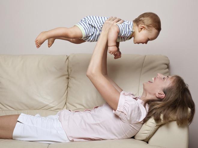 рефлекси ребенка