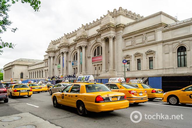 Нью-Йорк - дом музеев: бесплатный вход