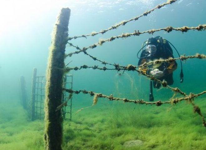 Подводная тюрьма в Эстонии