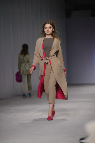 The COAT by Kate Silchenko