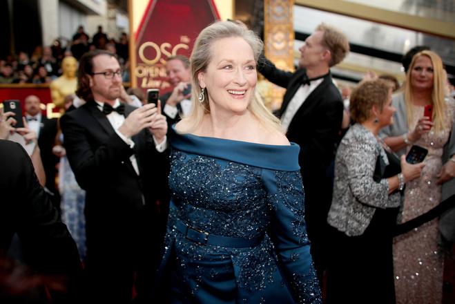 Оскар 2017: Меріл Стріп