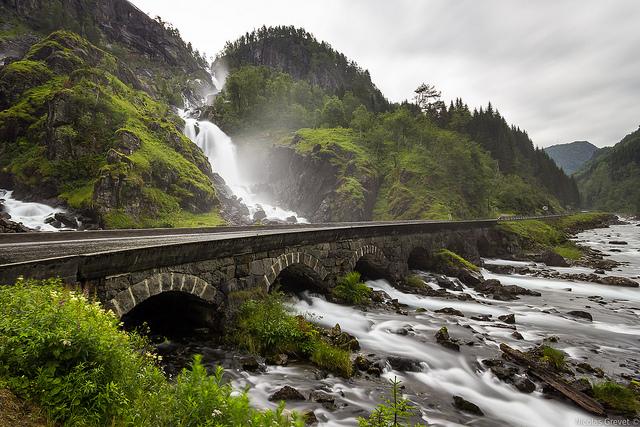 Найгарніші мости з усього світу