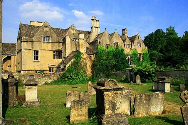 5 найбільш мальовничих селищ: Bibury, Великобританія