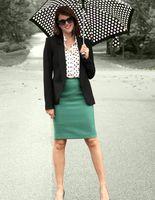 Зонт как аксессуар