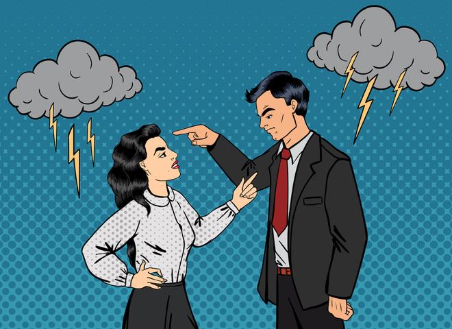 Важливі сварки: 5 способів винести вигоду з конфлікту з хлопцем