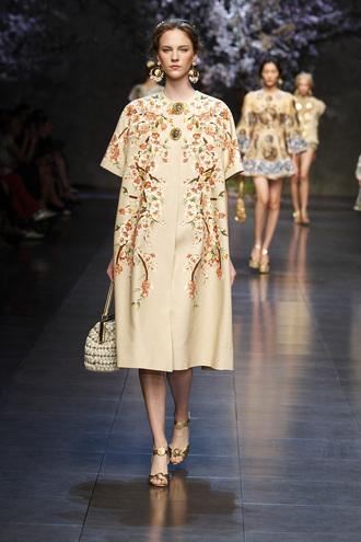 Сукні з квітковими принтами