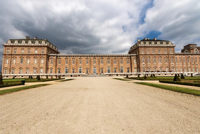 Королевский Дворец Венария в Турине