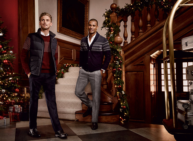 Різдвяна кампанія Tommy Hilfiger