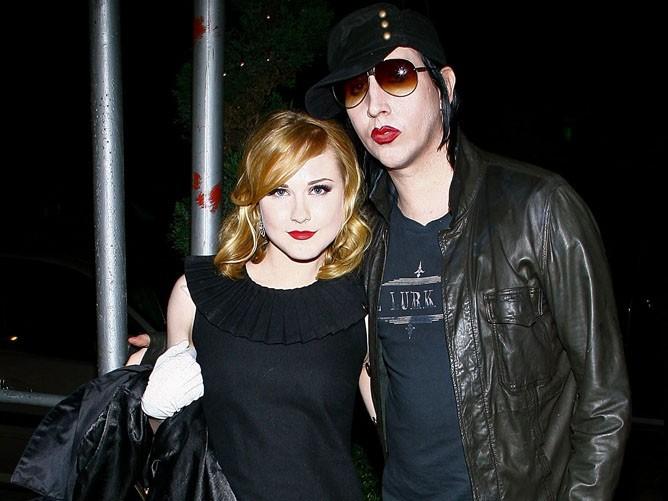 Marilyn Manson And Lady Gaga Dating