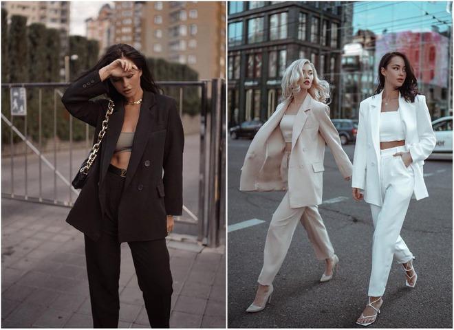Женские брючные костюмы в коллекции украинского бренда Cherry Land