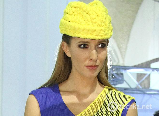 Катя Осадчая на UFW