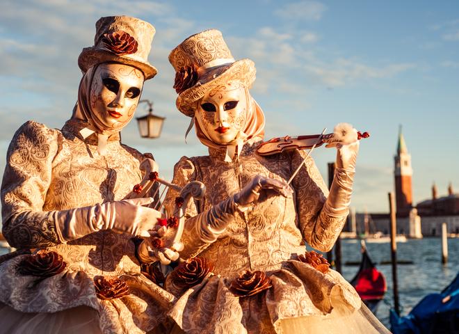 карнавали у Європі