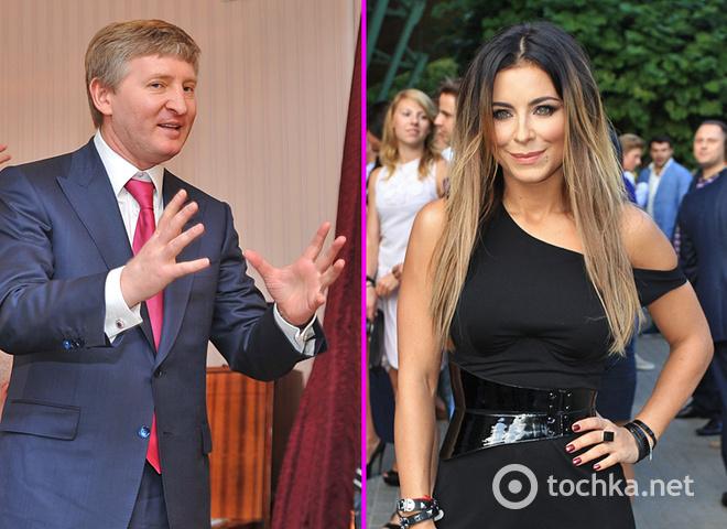 Ринат Ахметов, Ани Лорак