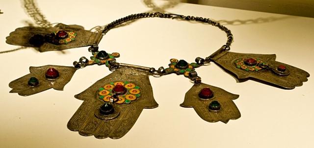 Какие сувениры привезти из Израиля: хамса