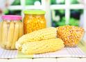 Консервированная кукурудза початками: рецепт пошагово