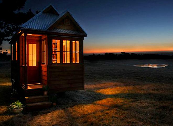 5 найбільш маленьких будиночків у світі: Будинок в США