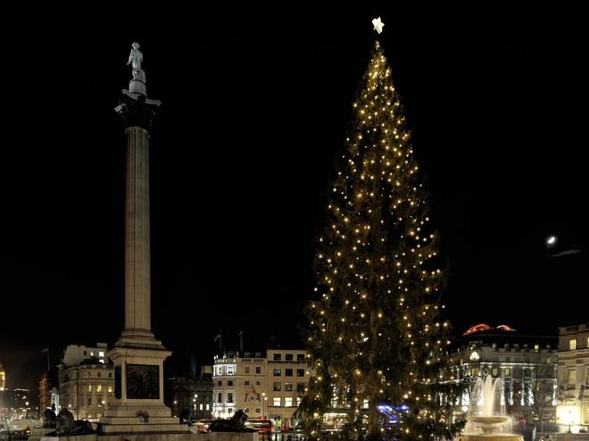 На Рождество в Лондоне