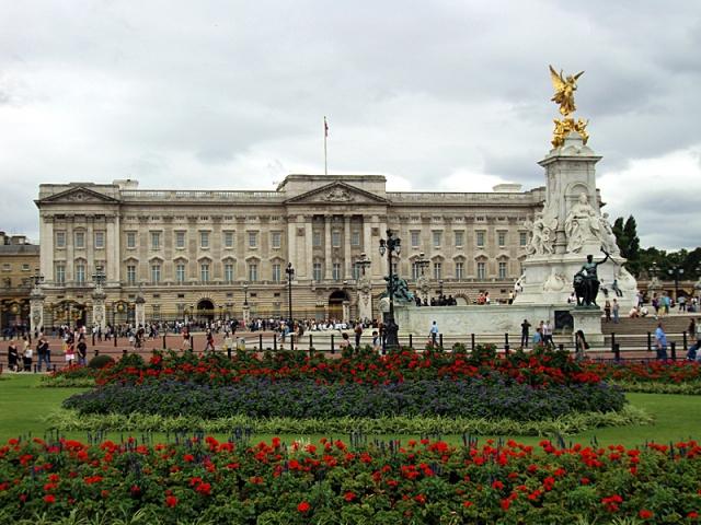 Лондон за два дня: Букингемский дворец
