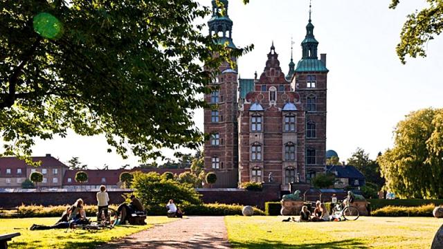 Три счастливые страны: Дания