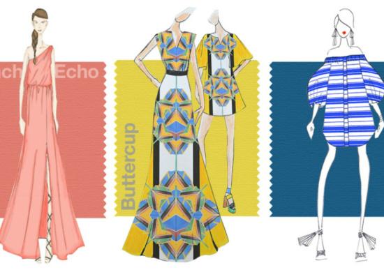 10 модних кольорів весни 2016 року