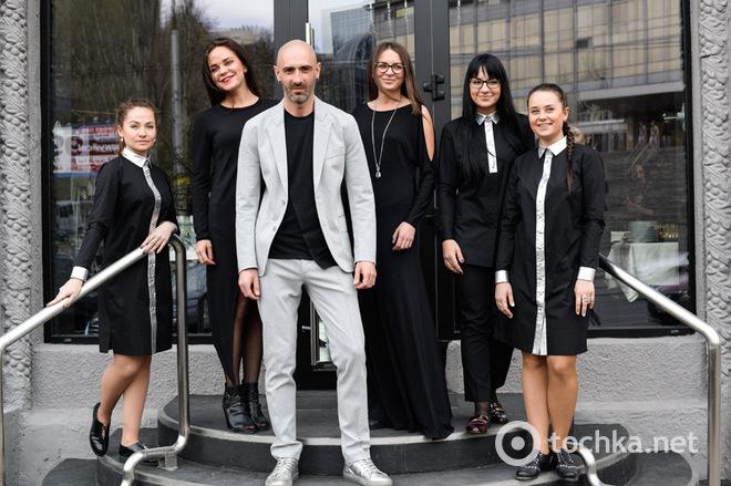 Відкриття шоу рума PODOLYAN