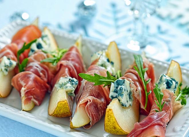 рецепты европейской кухни с фото закуски