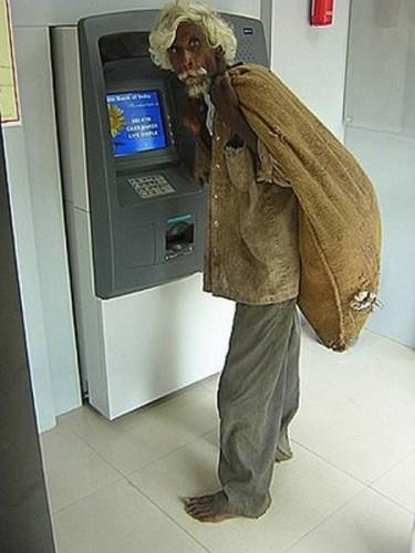 Веселые банкоматы