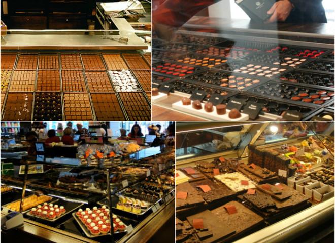 7 лучших шоколадных магазинов в мире