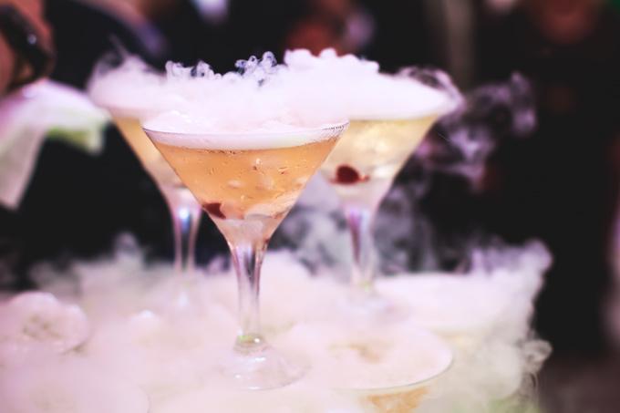 Коктейли и алкоголь, легкие для жары