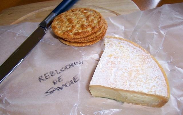 Сырный гурман-тур. Реблошон