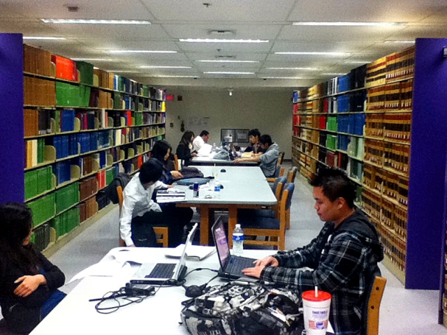 Cамые красивые библиотеки: Билиотека Гейзеля. США, Сан-Диего