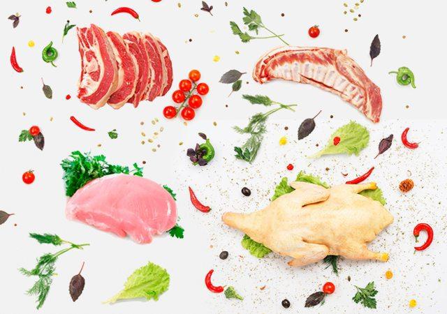 Мясо для полноценного питания: полезные качества и правильный выбор