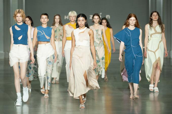 SHEEZEN на Ukrainian Fashion Week noseason sept 2021